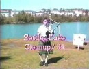 our underwater and littoral cleanup of Settle Lake